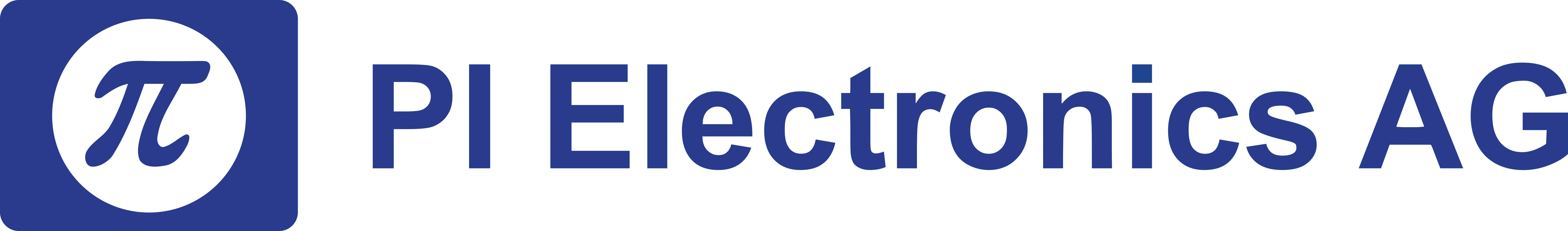 PI Electronics AG - Banner
